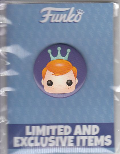 Funko 2016 Comic-Con button or pin