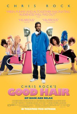 Good Hair mini movie poster (Chris Rock)