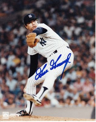 Goose Gossage autographed New York Yankees 8x10 photo