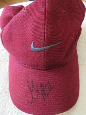 Grace Park autographed Nike golf cap or hat