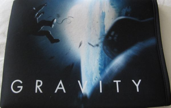 Gravity movie promotional iPad case or sleeve