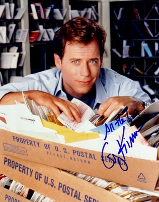 Greg Kinnear autographed Dear God 8x10 photo