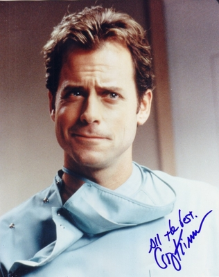 Greg Kinnear autographed Nurse Betty 8x10 photo