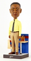 Gus Fring (Better Call Saul and Breaking Bad) bobblehead doll 2018 Comic-Con #/100 edition NEW