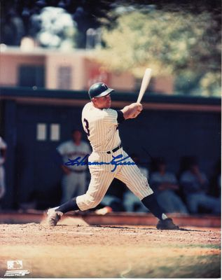 Harmon Killebrew autographed Minnesota Twins 8x10 photo