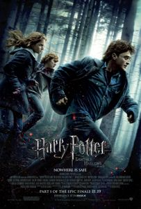 Harry Potter and the Deathly Hallows Part 1 mini movie poster