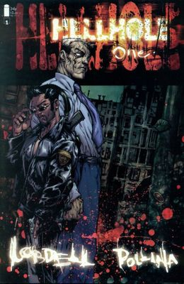 Hellhole Image Comics comic book issue #1