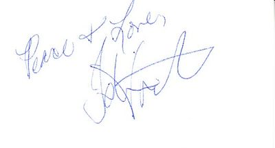Idara Victor autograph or cut signature