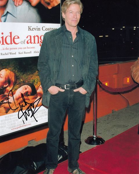 Jack Wagner autographed 8x10 red carpet photo