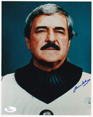 James Doohan autographed Star Trek The Motion Picture 8x10 movie photo (JSA)