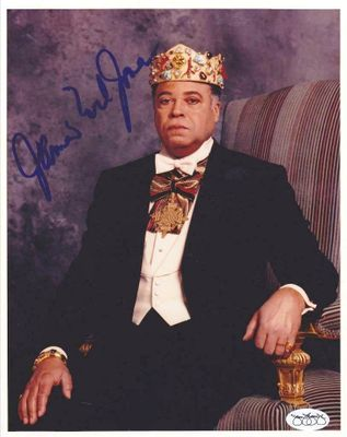 James Earl Jones autographed Coming to America 8x10 movie photo (JSA)