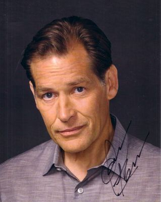 James Remar autographed Dexter 8x10 portrait photo