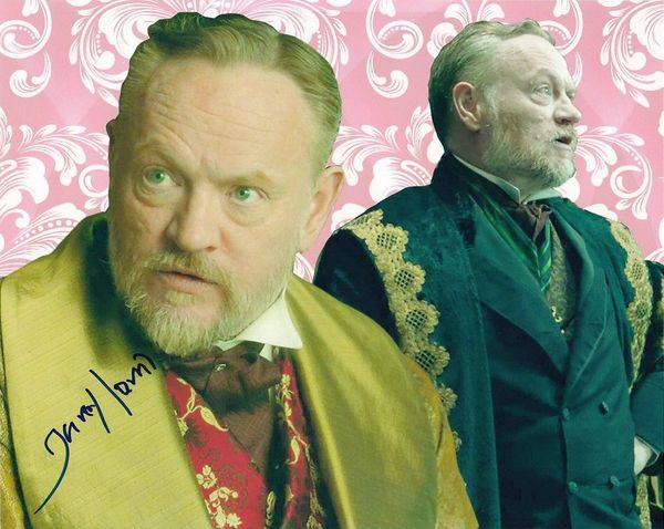 Jared Harris autographed Carnival Row 8x10 photo