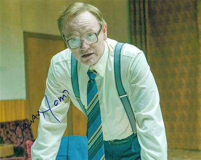Jared Harris autographed Chernobyl 8x10 photo