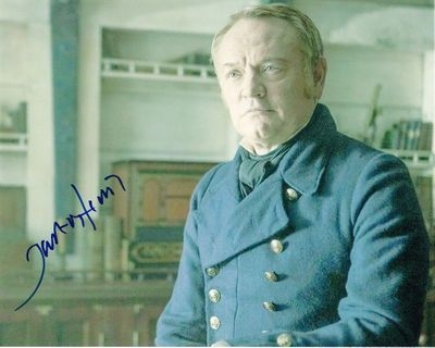 Jared Harris autographed The Terror 8x10 photo
