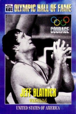 Jeff Blatnick Olympic Hall of Fame 1995 Sports Illustrated for Kids card