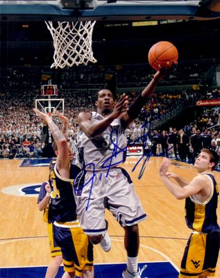 Jeff Green autographed Georgetown Hoyas 8x10 photo