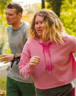 Jillian Bell autographed Brittany Runs a Marathon 8x10 movie photo