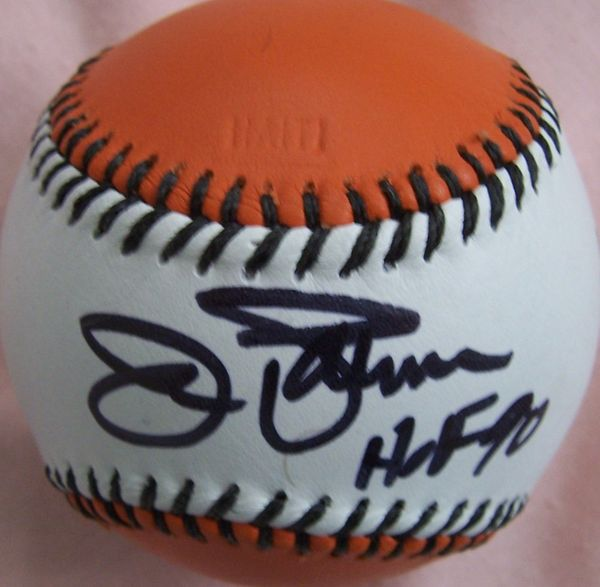 Jim Palmer autographed Baltimore Orioles 1993 All-Star Game baseball