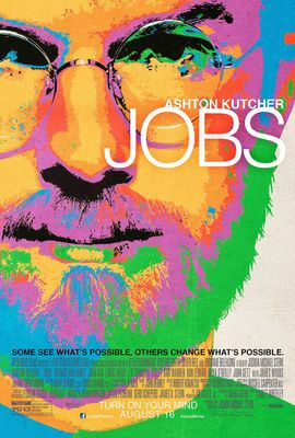 Jobs mini 11x17 movie poster (Ashton Kutcher)