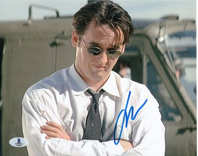 John Cusack autographed Con Air 8x10 movie photo (BAS authenticated)