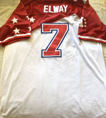 John Elway 1996 AFC Pro Bowl stitched replica jersey