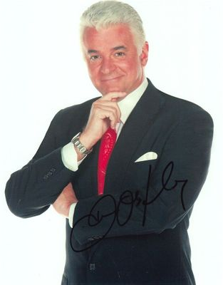 John O'Hurley autographed 8x10 color portrait photo