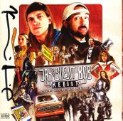 Kevin Smith autographed Jay and Silent Bob Reboot movie soundtrack CD booklet