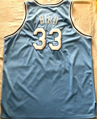 Larry Bird Indiana State 1978 1979 authentic Vintage Sportswear stitched jersey