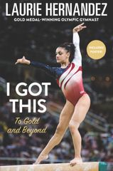 Laurie Hernandez autographed I Got This hardcover book