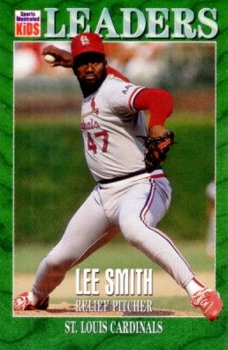 Lee Smith 1997 Sports Illustrated for Kids card