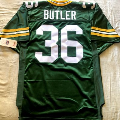 LeRoy Butler Green Bay Packers early 1990s authentic Wilson Pro Line game model jersey NEW WITH TAGS