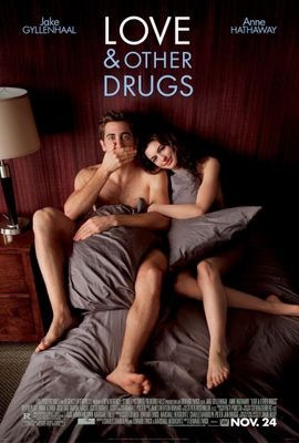 Love & Other Drugs movie poster (Jake Gyllenhaal Anne Hathaway)