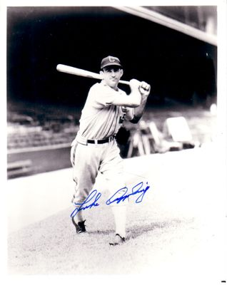 Luke Appling autographed Chicago White Sox 8x10 photo