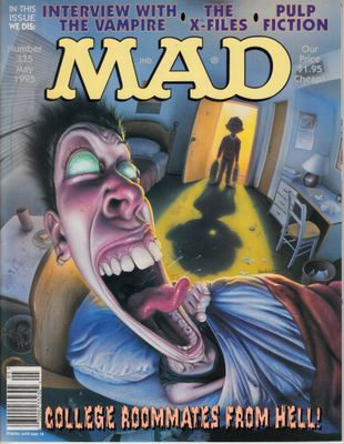 MAD Magazine May 1995 issue PRISTINE CONDITION