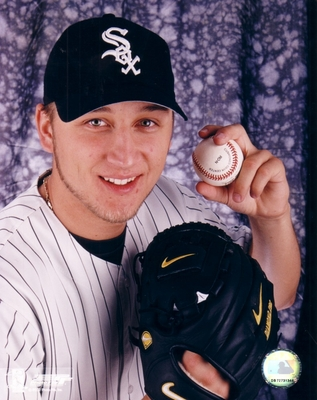 Mark Buehrle Chicago White Sox 8x10 portrait photo
