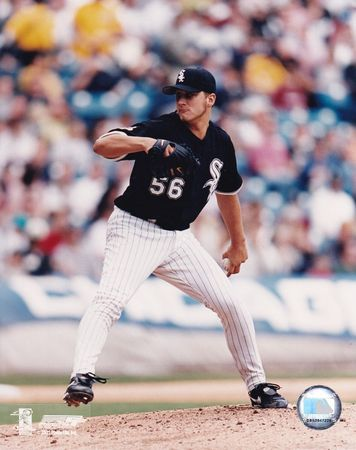 Mark Buehrle Chicago White Sox 8x10 photo