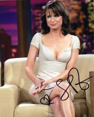 Mary Lynn Rajskub autographed 8x10 photo