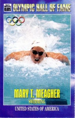 Mary Meagher Olympic Hall of Fame 1996 Sports Illustrated for Kids card