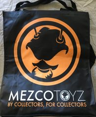 Mezco Toys 2018 San Diego Comic-Con double sided huge promo tote bag or backpack NEW