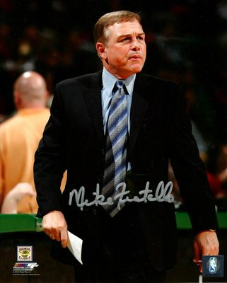 Mike Fratello autographed 8x10 photo