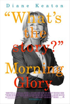 Morning Glory mini 2010 movie poster (Diane Keaton)