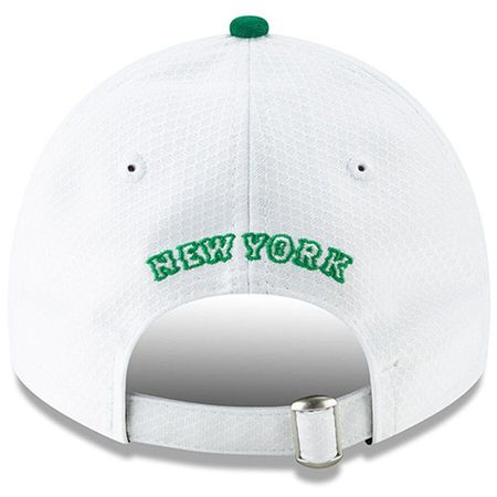 New York Mets 2019 St. Patrick's Day authentic New Era 9TWENTY cap or hat NEW
