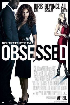 Obsessed mini movie poster (Beyonce Knowles & Ali Larter)