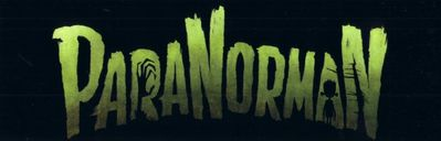 ParaNorman movie 2012 promo bumper sticker