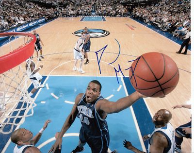 Paul Millsap autographed Utah Jazz 8x10 photo