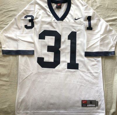 Paul Posluszny Penn State authentic Nike stitched white football size SMALL jersey NEW