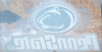 Penn State Nittany Lions embroidered iron on Lextra patch