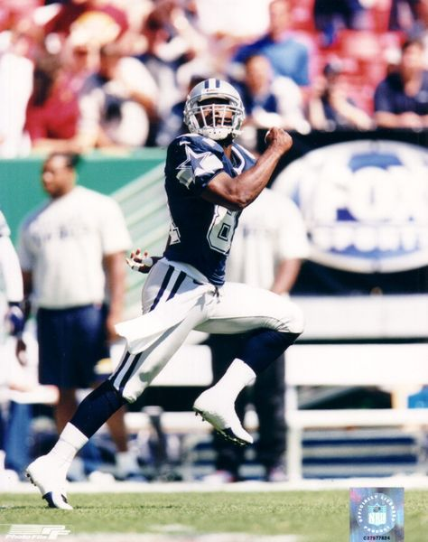 Raghib Rocket Ismail Dallas Cowboys 8x10 photo