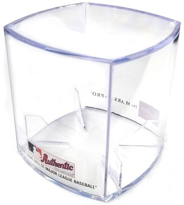 Rawlings plastic baseball display case holder